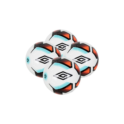 Umbro Neo Target TSBE Match Ball (x4) - We Are Soccer Inc.