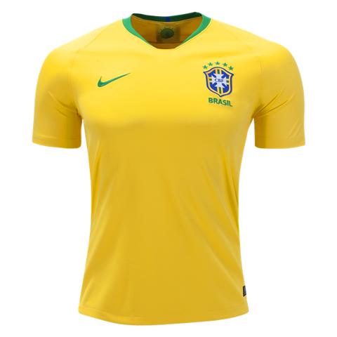 Brazil 2018 FIFA World Cup Home Jersey