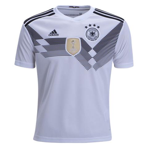 Germany 2018 FIFA World Cup Youth Home Jersey