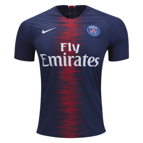 Paris St-Germain 2018/19 Youth Home Jersey