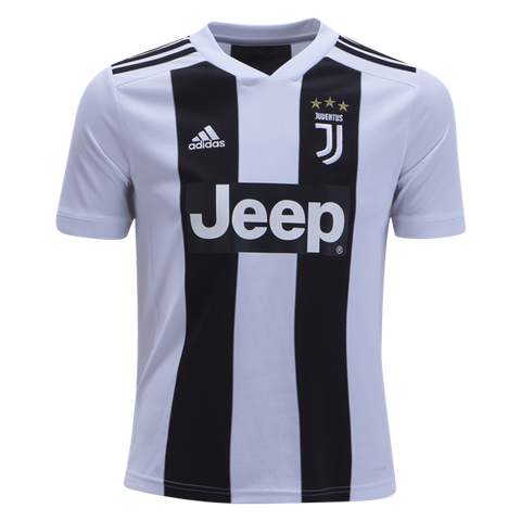 Juventus 2018/19 Youth Home Jersey