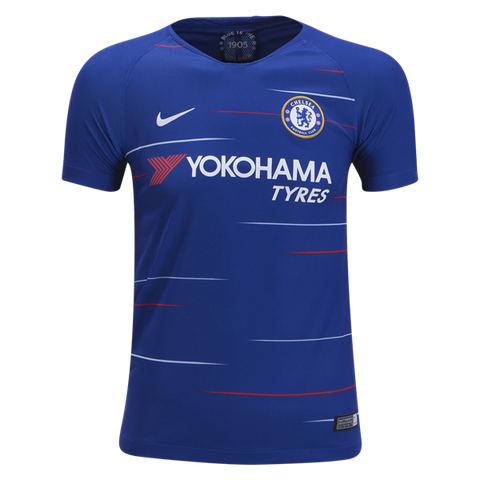 Chelsea 2018/19 Youth Home Jersey