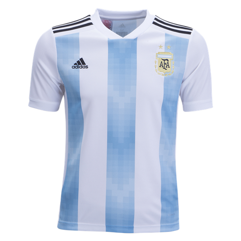 Argentina 2018 FIFA World Cup Youth Home Jersey