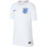 England 2018 FIFA World Cup Youth Home Jersey
