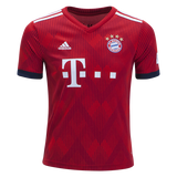 FC Bayern Munich 2018/19 Youth Home Jersey