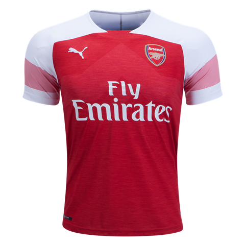 Arsenal 2018/19 Home Jersey