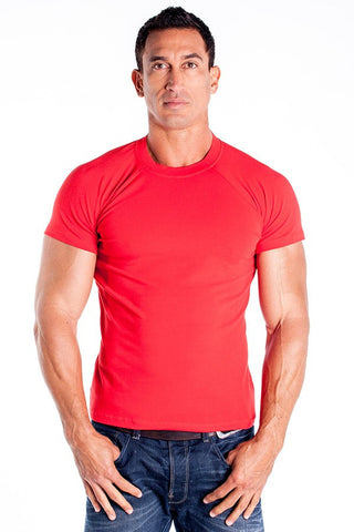 Lycra Fitted T-Shirt