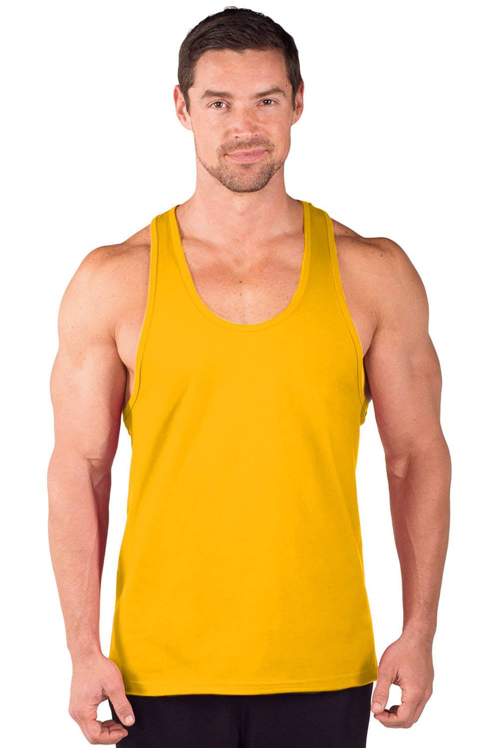 Power Stringer Tank Top