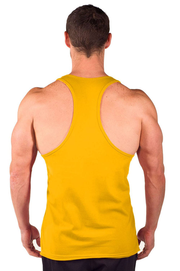 """Classic Muscles"" Power Stringer Tank Top"