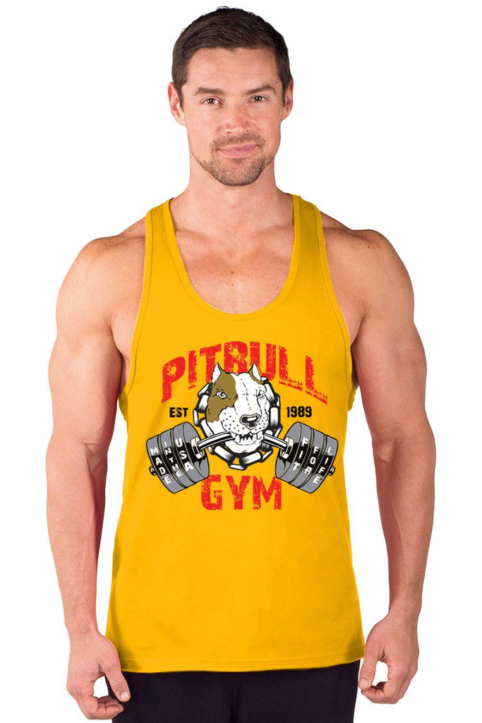 """Fit 4 Life"" Power Stringer Tank Top"