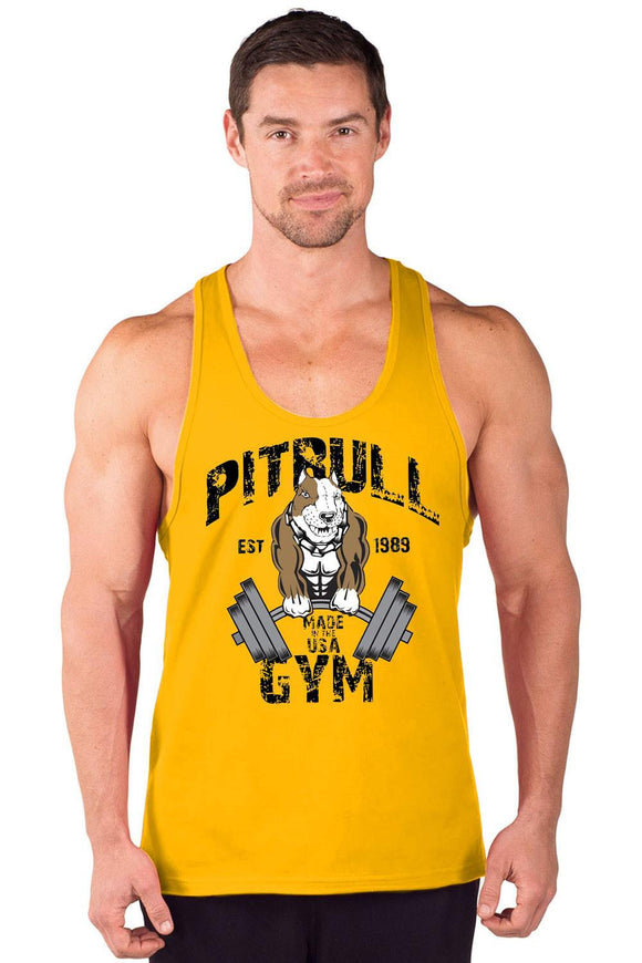 """Original Muscles"" Power Stringer Tank Top"