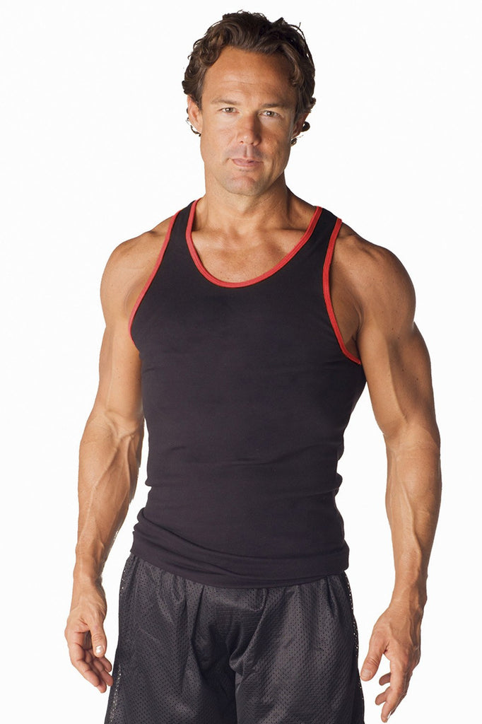 Ribbed Workout Tank
