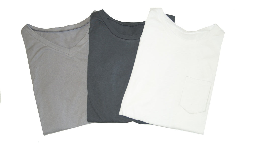 3 Pack - James Pima Cotton Tees