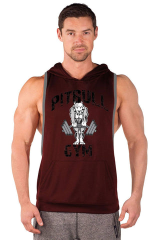 """Classic Muscles"" Two Tone Driwear Stringer Hoodie"