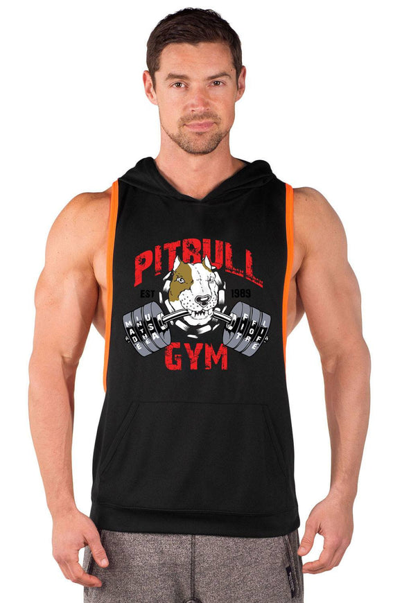 """Fit 4 Life"" Two Tone Driwear Stringer Hoodie"