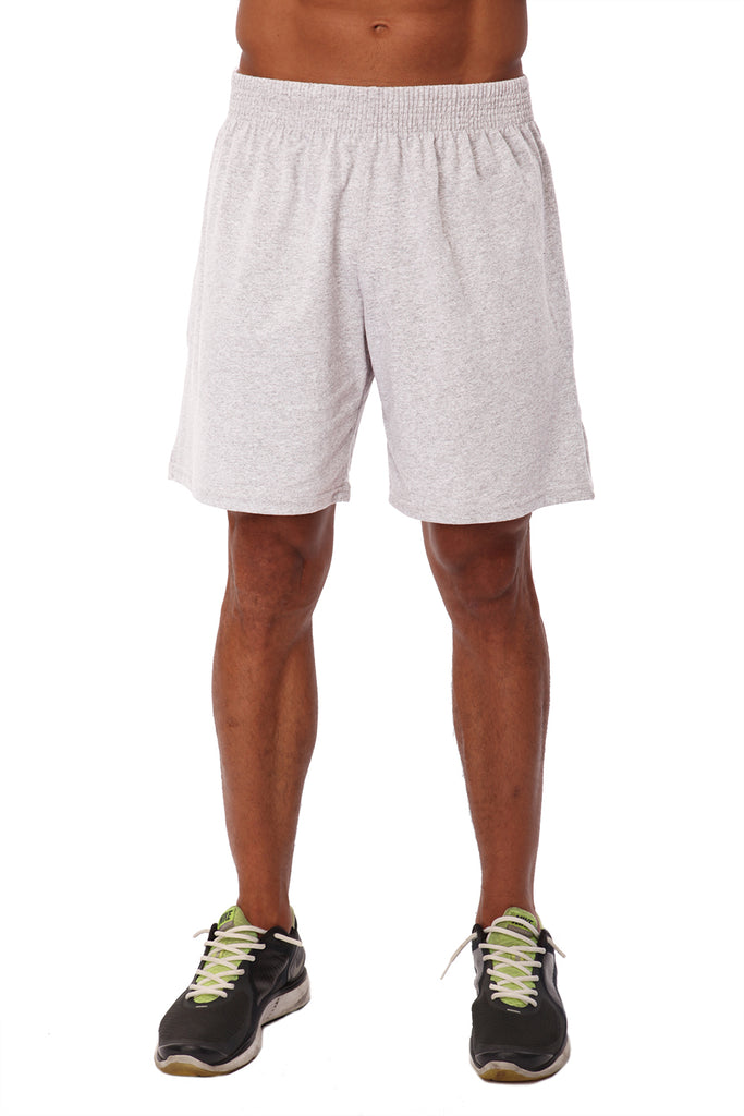 Men's Classic Cotton Pocket Short