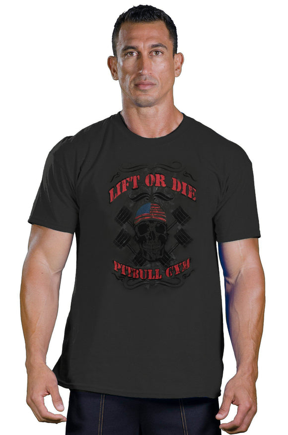 Men's Lift or Die Tee