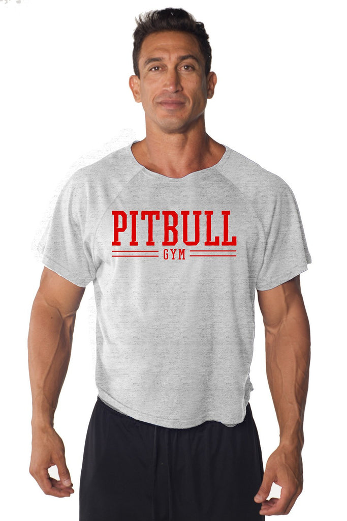 """Pitbull Gym"" Jersey Ragtop"