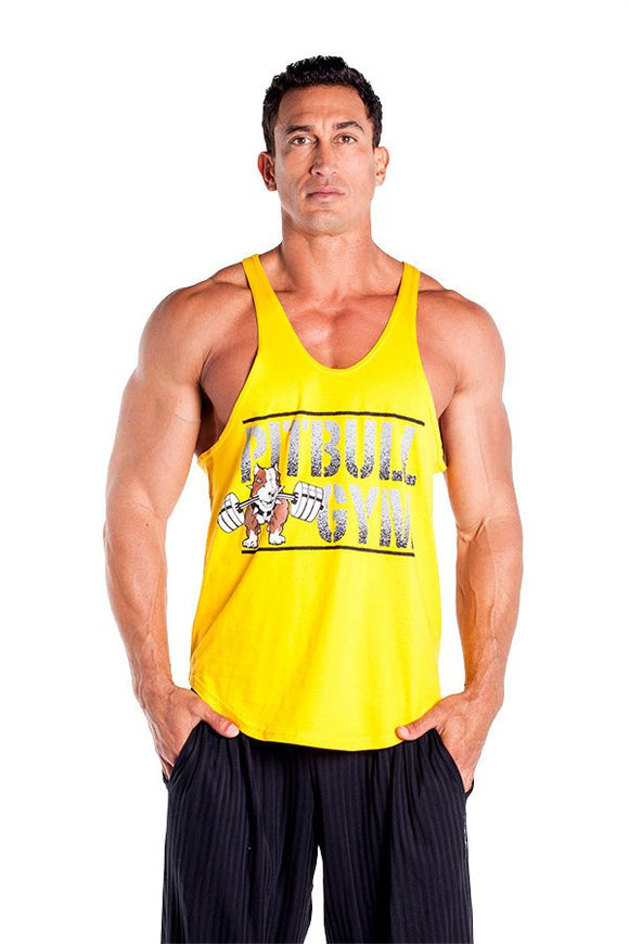 Pitbull Power Stringer Tank