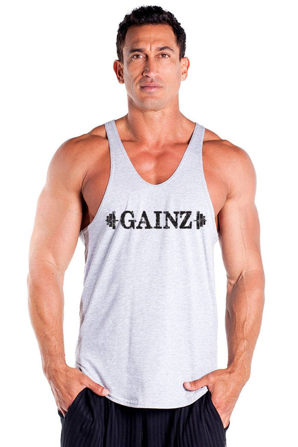 GAINZ Stringer Tank Top