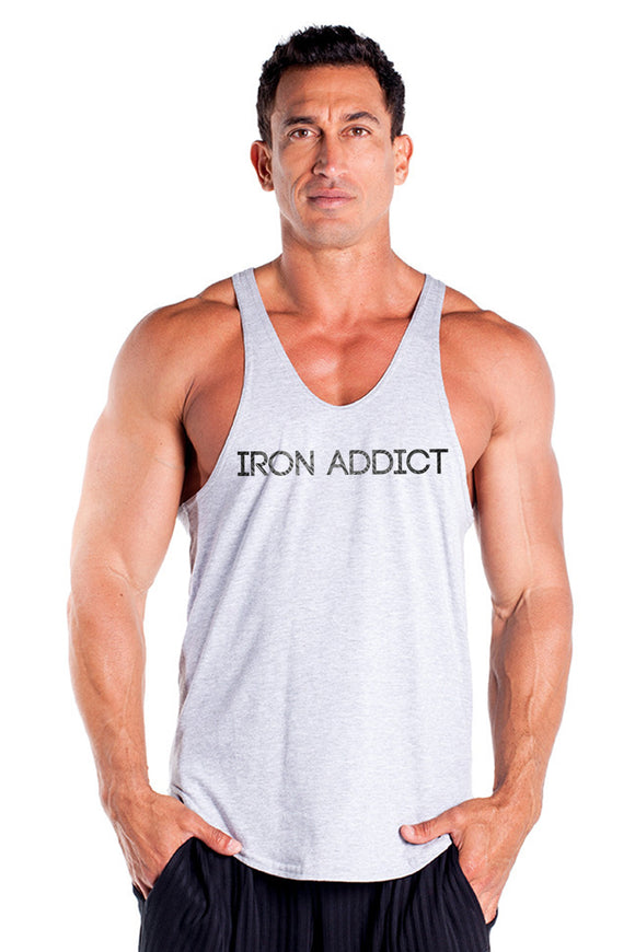 Iron Addict Stringer Tank Top