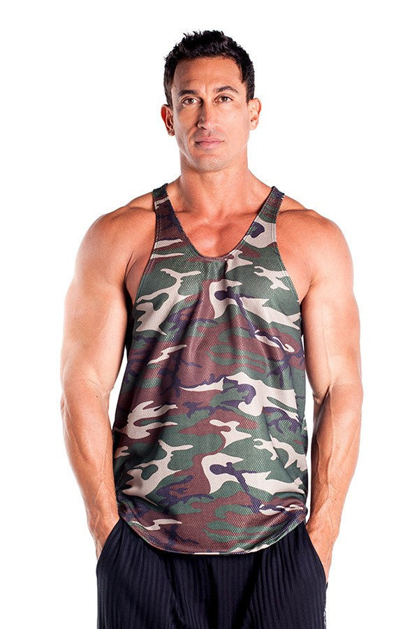 0a0383c8451c5 pitbull supreme dri-fit camo stringer tank top keep cool work out clothing  fitness apparel ...