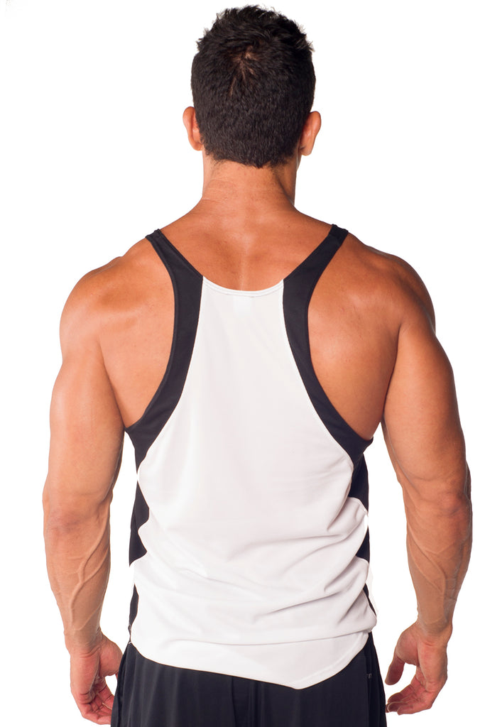 Two Tone Dri-Fit Stringer Tank