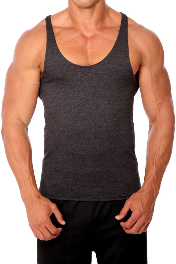 Stretch Stringer Tank Top