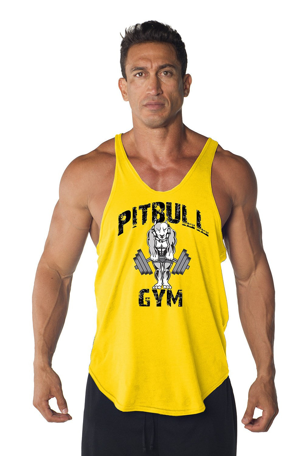 """Classic Muscles"" Stringer Tank"