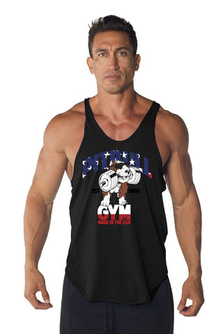 """Made in the USA"" Stringer Tank"