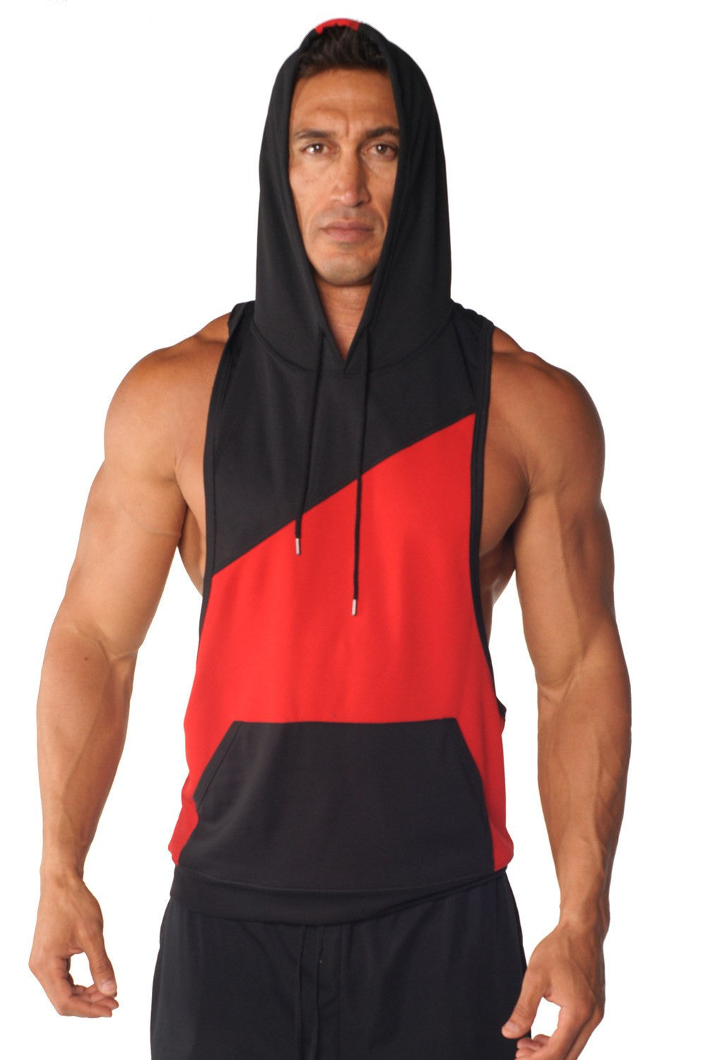 4d88d53eb3f616 DRI-FIT Diagonal Stringer Hoodie - Pitbull Clothing