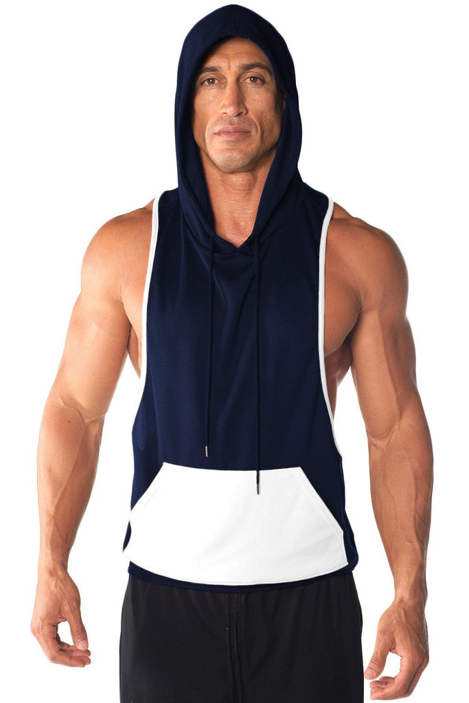 DRI-FIT Contrast Pocket Stringer Hoodie