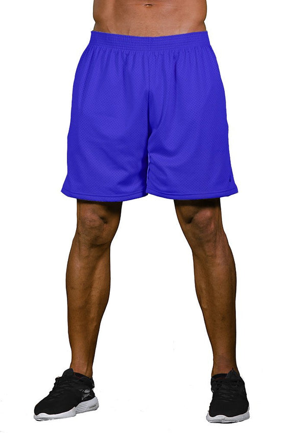 """DOUBLE CROSS"" Daily Workout Shorts"