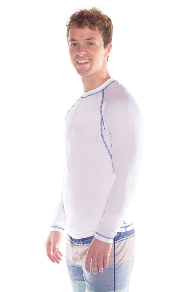 Rash Guard Long Sleeve Compression Shirt