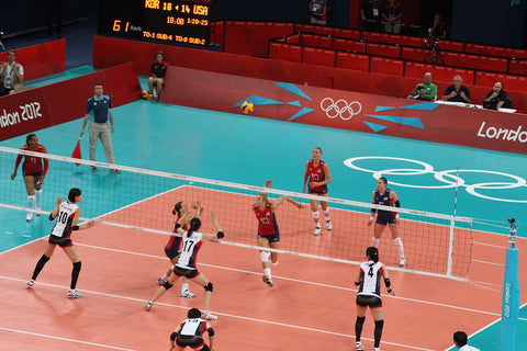 When was volleyball invented?