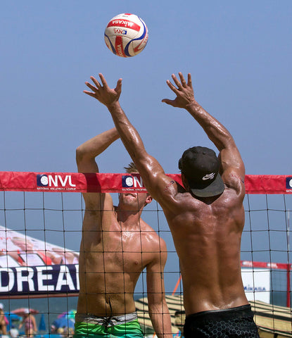 Eco Sports Mens Volleyball Exercise Benefits