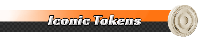 New 3D Iconic Tokens