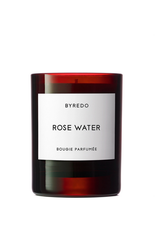 BYREDO Fragranced Candle ROSE WATER
