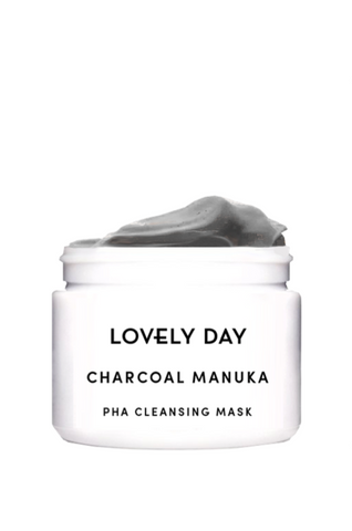 LOVELY DAY Charcoal Manuka PH Cleansing Mask