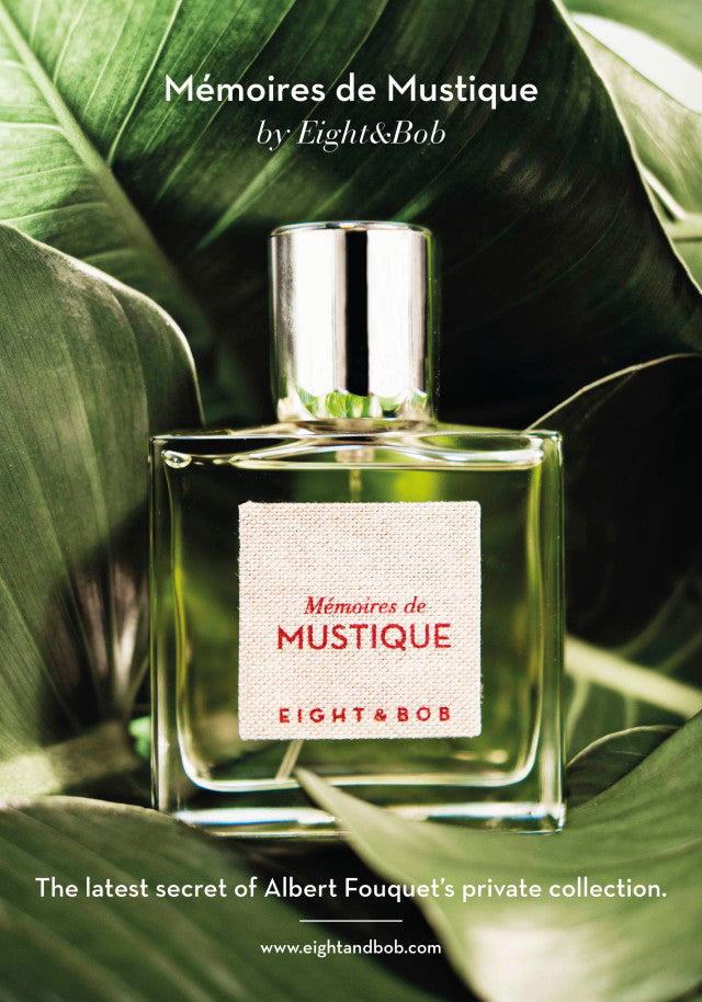 EIGHT & BOB EDT Mémoires de Mustique