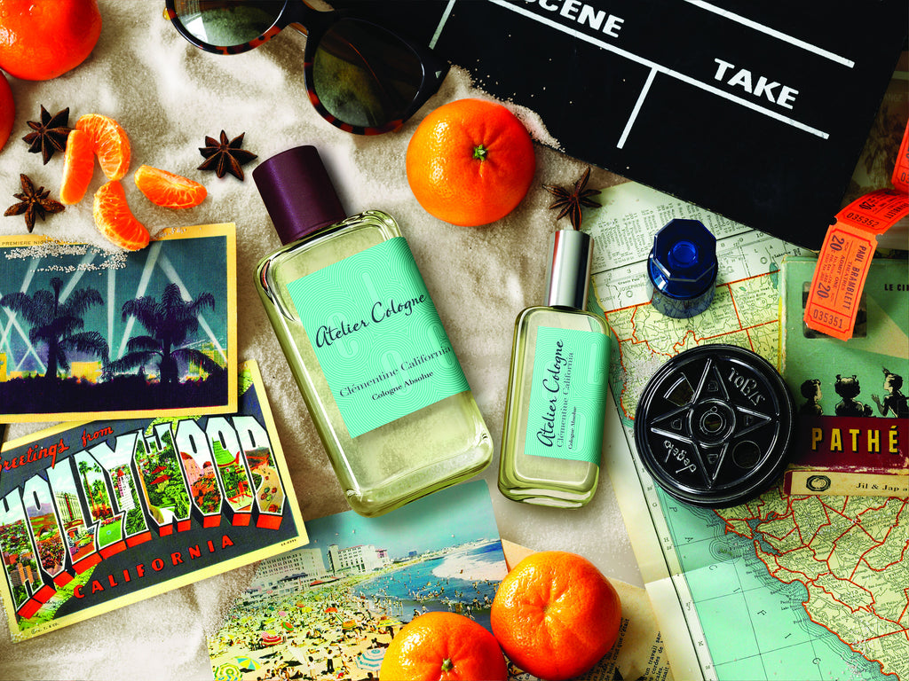 ATELIER COLOGNE COLLECTION ORIGINALE CLEMENTINE CALIFORNIA