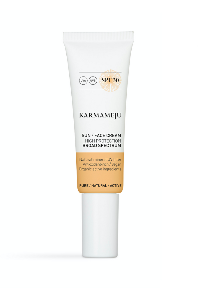 KARMAMEJU FACE SUNSCREEN SPF 30