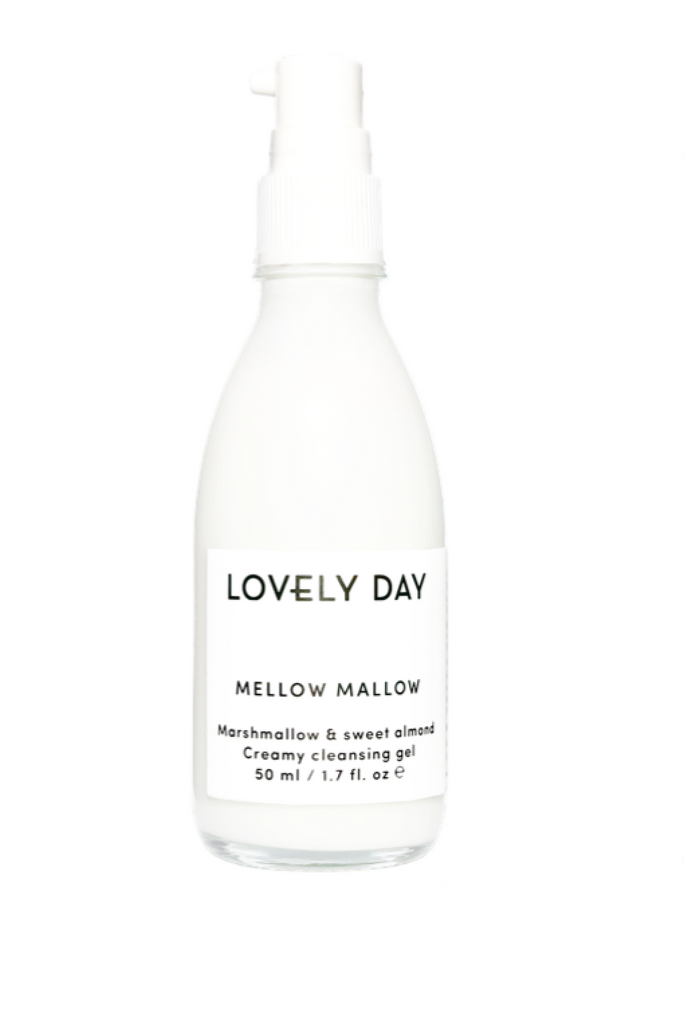 LOVELY DAY MELLOW MALLOW Creamy Cleansing Gel