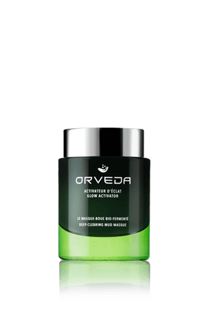 ORVEDA DEEP-CLEARING MUD MASQUE