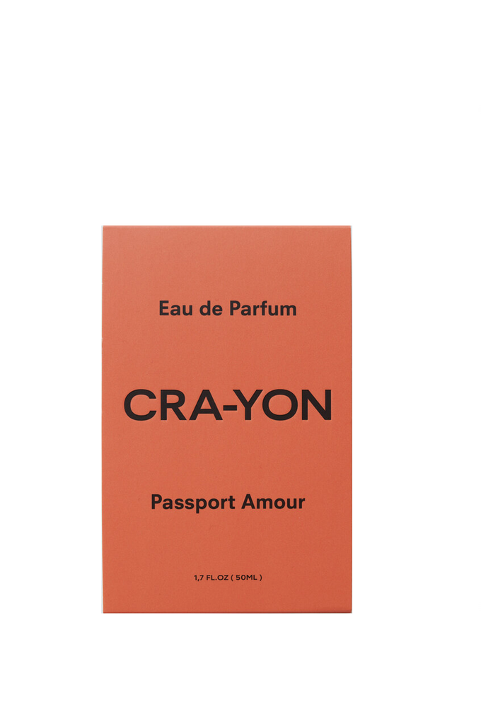 CRA-YON PARFUMS Passport Amour