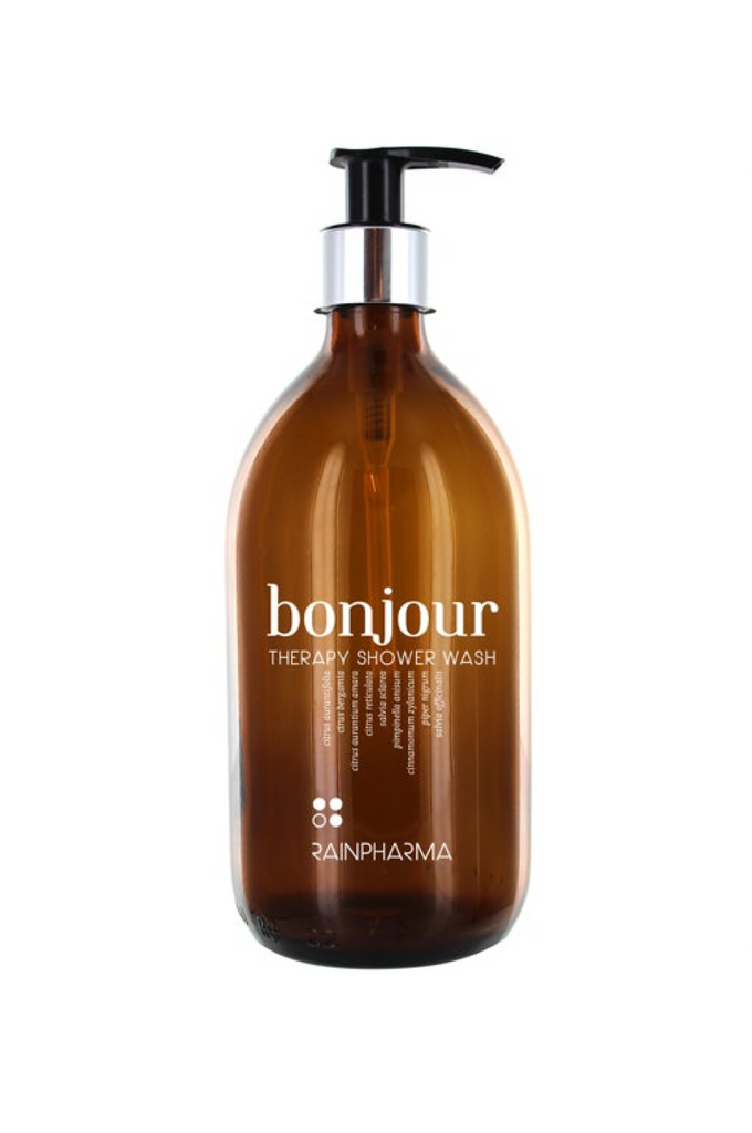 RAINPHARMA BODY BONJOUR Therapy Shower Wash