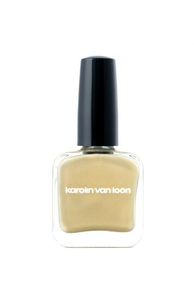Karolin Van Loon Nail Polish 04 Sable Doré