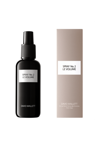 DAVID MALLETT Spray No2 Le Volume