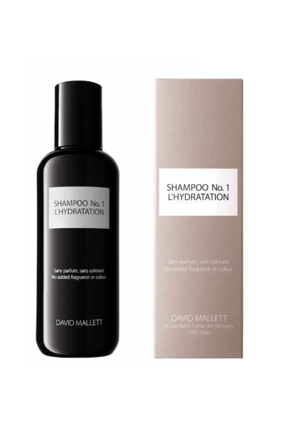 DAVID MALLETT Shampoo No1 L'Hydratation
