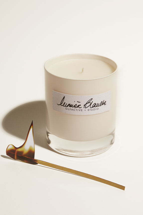 OLFACTIVE STUDIO Scented Candle LUMIERE BLANCHE